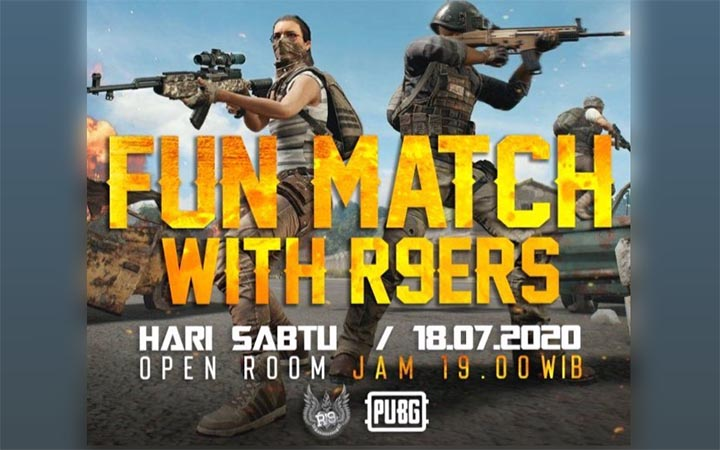 fun match with r9ers
