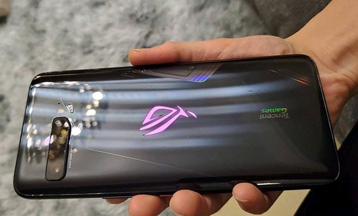 Spesifikasi Smartphone Gaming Asus ROG Phone 3