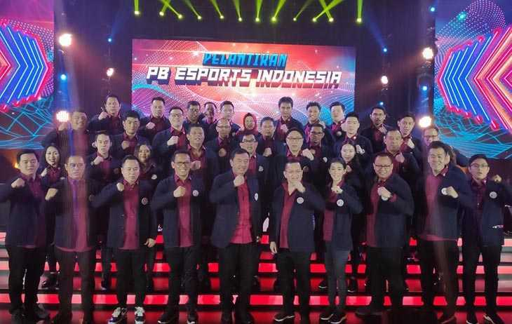 PB ESI Ajukan Cabor Esports Dipertandingkan pada PON XX Papua