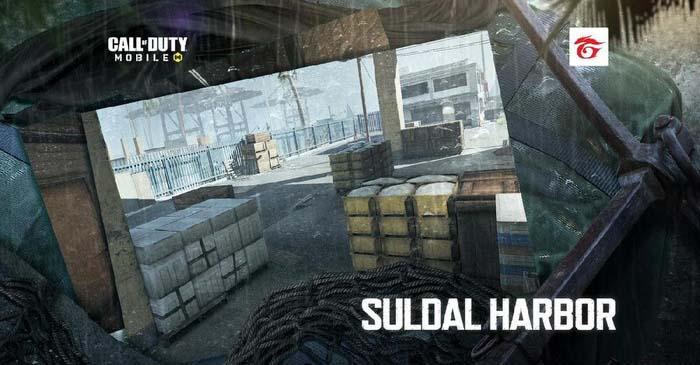 Map Baru Sudal Harbor Kini Hadir di Garena Call of Duty Mobile